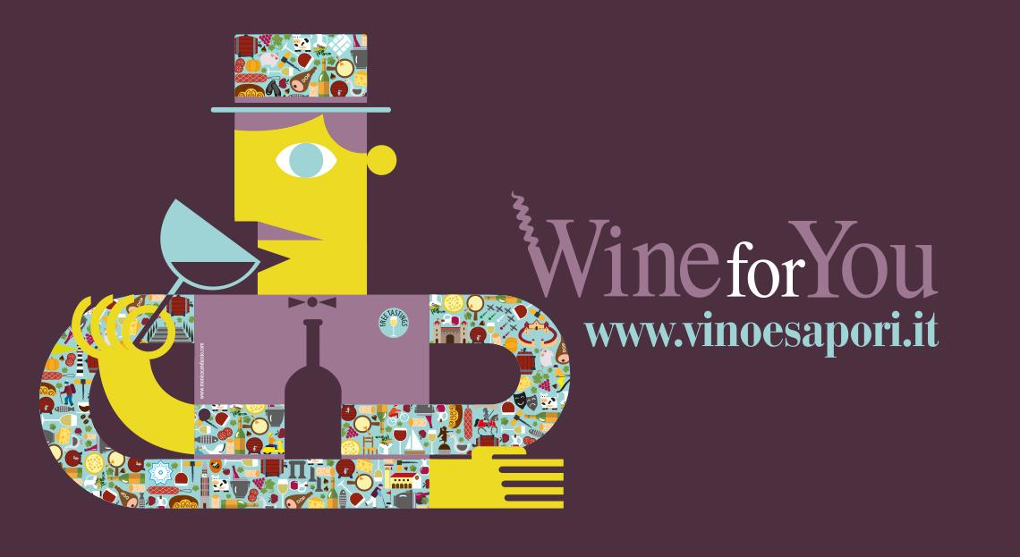 Monica Candussio - wine for you